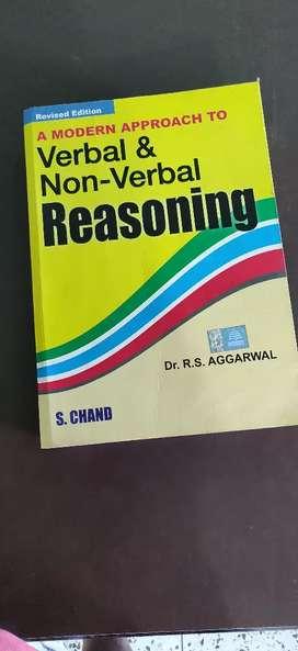 Verbal and non verbal reasoning