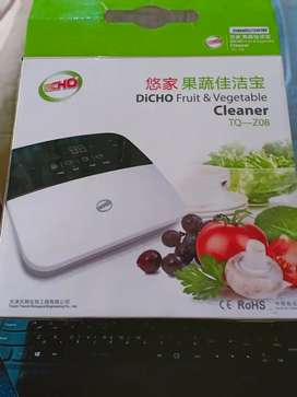 Dicho fruit and vegetables cleaner TQ Z08 for sale