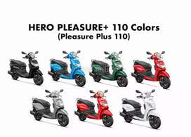 Hero pleasure Low Down Payment only for chennai