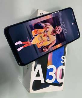 Samsung galaxy A30s  (4GB+64GB)  mobile for sale  in good condition