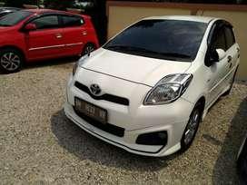 Toyota yaris s trd matic 2013