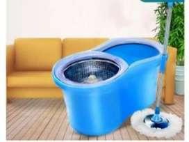 Spin Mop Biru 1020-Ultra Mop Aclima Blue