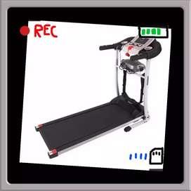 Treadmill elektrik venice M8 // Sepeda statis // bisa COD
