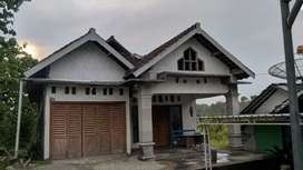 Jual Rumah + Tanah SHM
