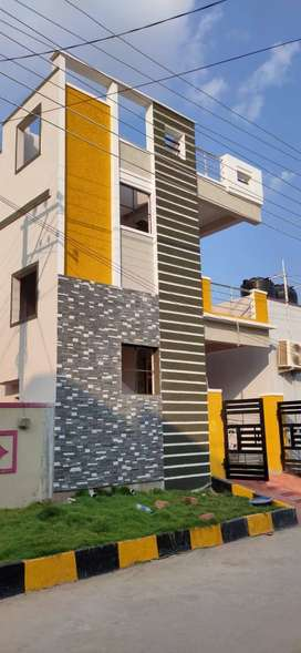 """G+1  2 BHK independent house available (proposed house """" LRS paid"""""""