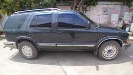 Opel Blazer DOHC tahun 1999 Hitam Pajak Hidup