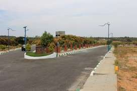 D.T.C.P. Approved Plots for Sale at Ganapathy, Behind Suriya Hospital