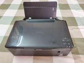 Epson Tx121 Multipurpose printer+scanner