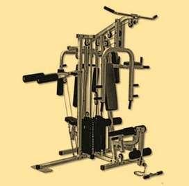 Alat gym fitness home gym 4 sisi multifungsi