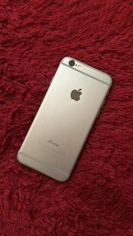 iPhone 6 16GB + Charger, iBox, Grey.