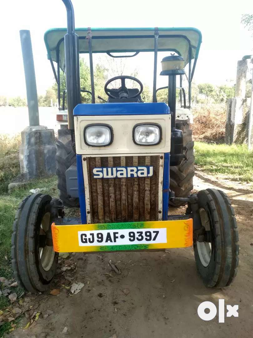 I sell my swaraj tractor 735 0