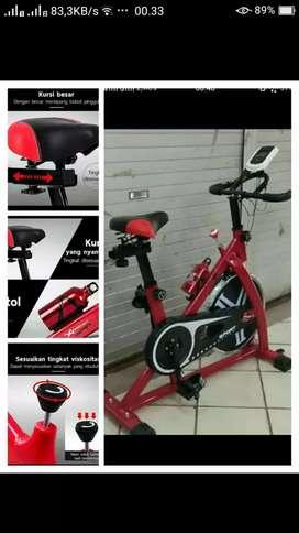 Promo murah spining bike hanatha