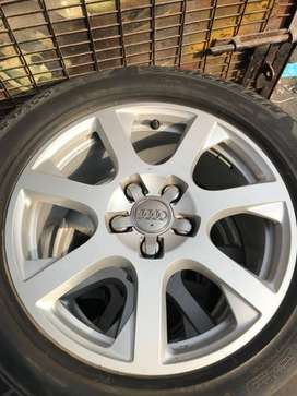 I want to sell Audi Q5 17 inch New Model Alloy
