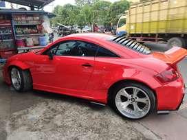 Audi TT coupe  1.8 tronic turbo th 2001 istimewa pajak hidup siappakai