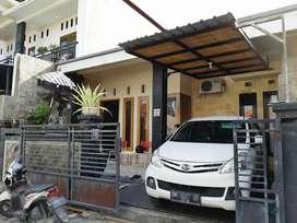 Rumah Cantik 3KT Disewakan Bulanan Bs Furnish d Cekomaria Gatsu Nangka