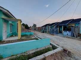 Rumah mewah dan rame penduduk hanya 900san perbulan