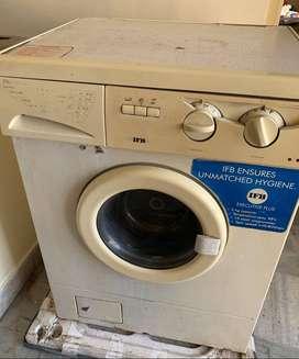 IFB front load washing machine 5 kg
