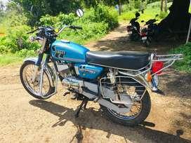 yamaha Rx135  Kerala registration