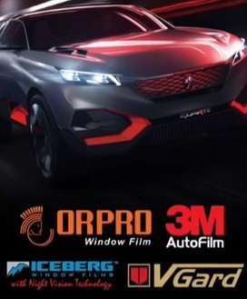 3M kaca film  mobil dan 3M salon mobil bisa dipanggil