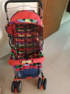 Stroller in a new condition