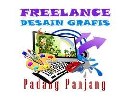 Lowongan Desain Grafis Khusus Freelance di Padang Panjang
