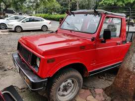 Maruti Suzuki Gypsy King HT BSIV, 1999, Petrol