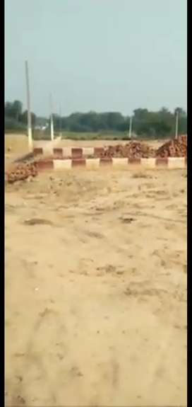 Plot Near shivli road