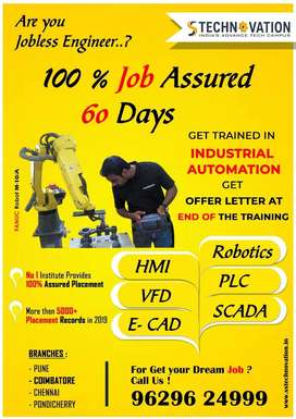Assured Permanent job within 60 days