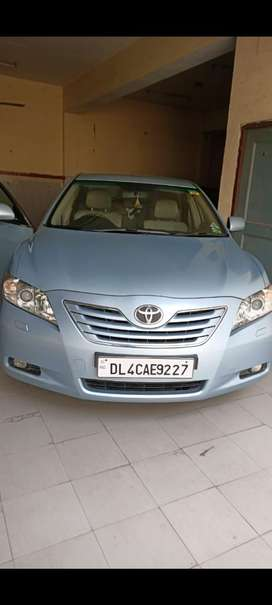 Toyota Camry W4 Automatic, 2008, Petrol