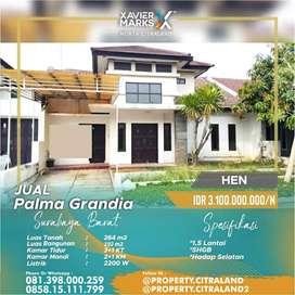 Dijual Rumah Murah Palma Grandia Surabaya Barat