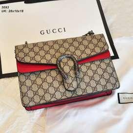 Tas Fashion Gucci Dionysus