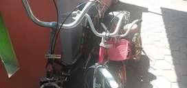Sepeda mini Haneda dan sepeda anak