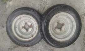 Bajaj super wheel