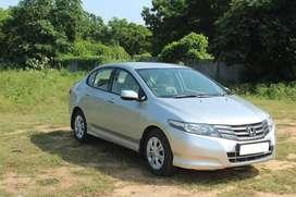 Honda City VX CVT i-vtec, 2011, CNG & Hybrids