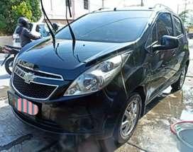 Chevrolet Spark 2010 kondisi 95% cantik original bk medan pribadi