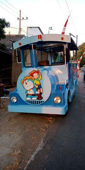 free custome desain odong kereta mini wisata bagus