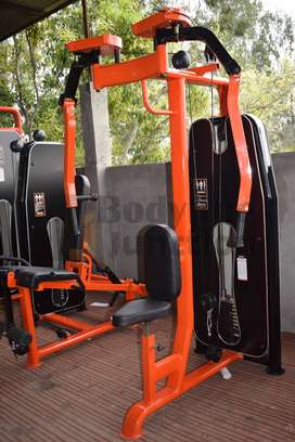 Get full gym machine setup in heavy duty and new design look.