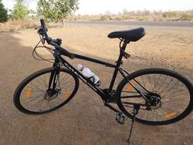 Chase hybrid bicycle 21 speed with disk brake