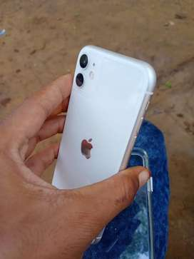 White ipho11 New brand condition 128 gb