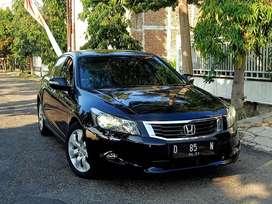 Honda Accord 2.4 VTI-L Automatic KM low