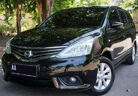 2013 Grand Livina All New XV Manual, KM Rendah, Pajak Panjang Istimewa