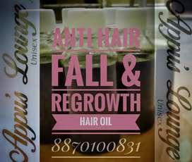 Anti Hair fall & Regrowth Hair oil