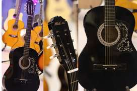 custom guitars available diba pack on wholesalle rates+bag+1p strings