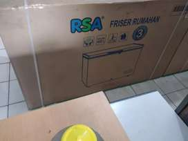 kredit chest freezer RSA CF450