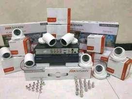 Pusat instalasi CCTV indoor outdoor 2mp  kawasan Setu Tangsel