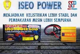 SENSASI Berkendara Dg Tarikan Ringan bikin IRIT BBM dg ISEO POWER BOS
