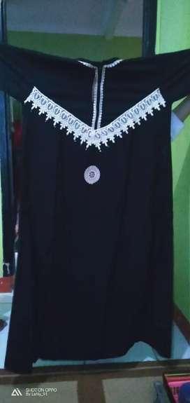 Gamis Arabia rayon