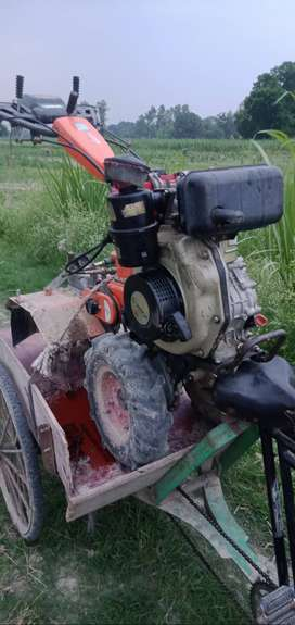 Karaila baigan tamatar jotne Wala tractor