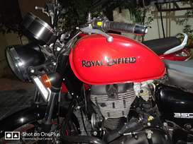 The All New Royal Enfield Thunderbird 350X ABS BS IV, Roving Red