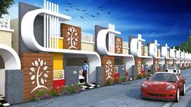 2BHK Luxuries Row Houses for Sales at Kanuvai